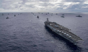 Vietnam to join first ASEAN-US maritime exercise