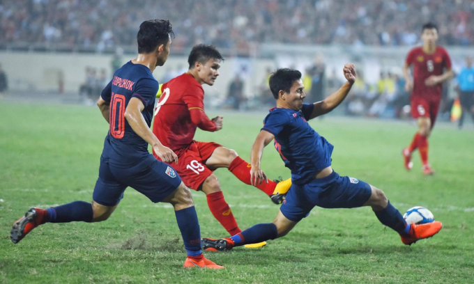 Media firm obtains broadcast rights for Thailand clash at World Cup qualifiers
