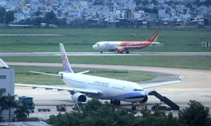 New taxiway, runway upgrades proposed for Vietnam's largest airport
