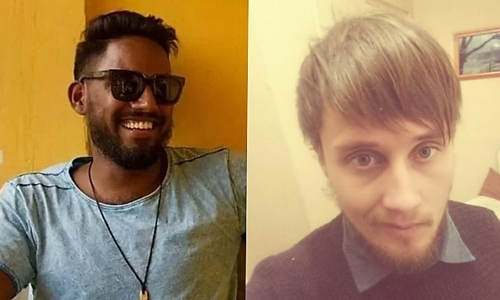 Vietnam looking for two missing South African men
