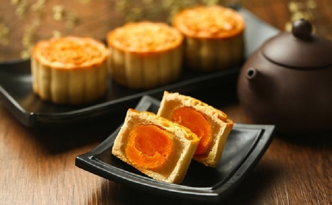 Moon cakes are an integral part of the Mid-Autumn Festival, which falls on 15th of the eighth lunar month when the moon is at its fullest.