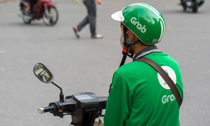 Grab to pour $500 mln into Vietnam operations