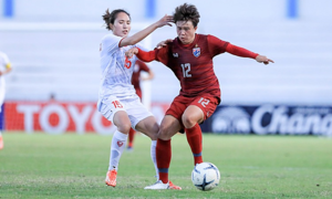 Vietnamese women beat Thailand to become AFF champions