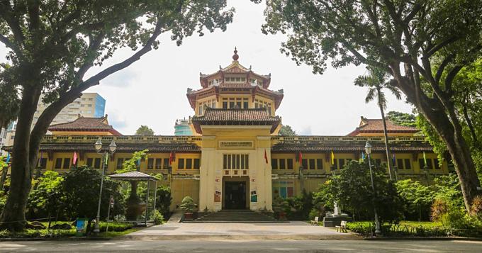 Saigon's first ever museum