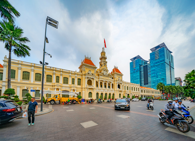 Vietnam has become one of the most dynamic countries in Southeast Asia and the world.