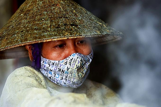 Northern Vietnam village spins a yarn - 4