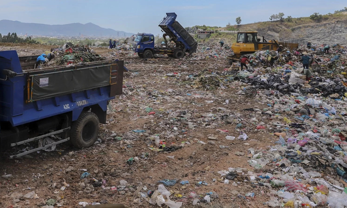 Da Nang to spend $360 mln sorting domestic solid waste