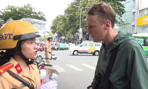 Foreigners involved in 500 road accidents a year in Vietnam