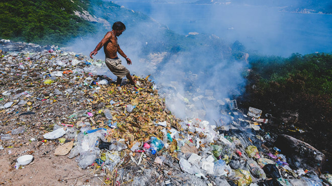 Vietnam plastic waste problem goes from bad to worse