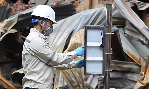 Hanoi light bulb warehouse fire leaked 15-27 kilos of mercury