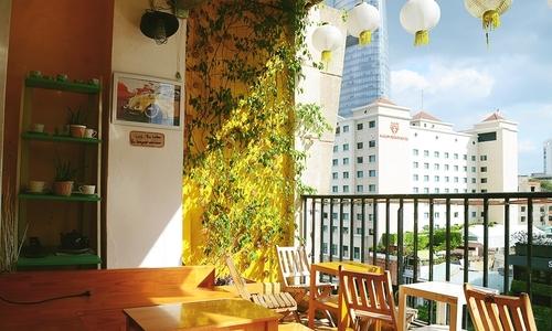 Explore five cafés on Saigon's walking street
