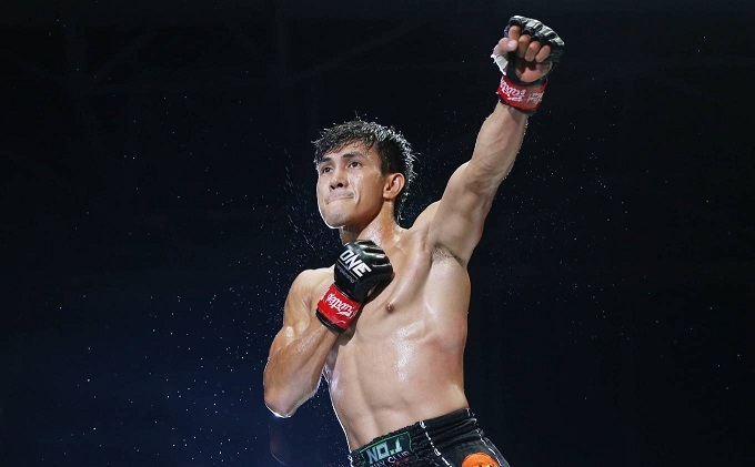 Nhat said hes training every day to prepare for the SEA Games 30 in the Philippines in November.ONE Championship is one of the world's largest martial art events with tournaments broadcast to over 138 countries. The HCMC edition featured 14 kickboxing and Muay Thai bouts between fighters from 14 countries. Vietnams Nguyen Thanh Tung was also scheduled to make his ONE Championship debut but withdrew due to health issues.