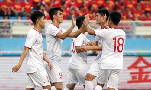 Vietnam beat China in U22 friendly