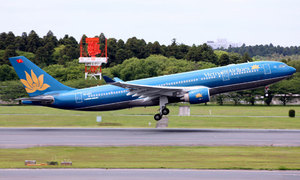 Vietnam Airlines takes Airbus A330 out of service, renews fleet