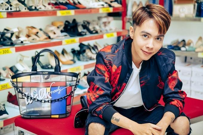 Designer La Van Trung Hieu.