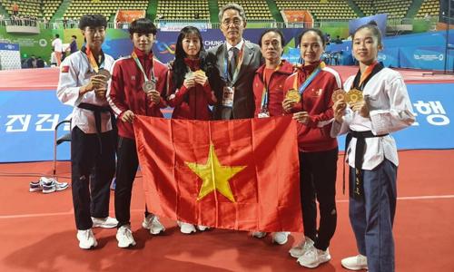 Vietnam wins 18 medals at international martial arts contest