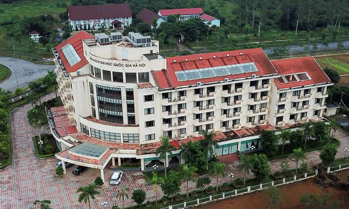 Three Vietnam universities make Times Higher Education ranking