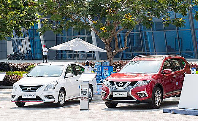 Nissan extends joint venture with Vietnam distributor