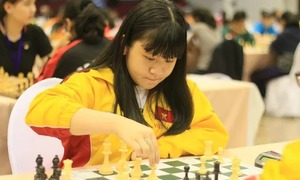 Vietnamese player is world rapid chess youth champion
