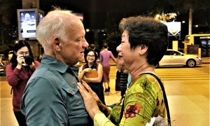 American soldier, Vietnamese girl find lost love after 50 years