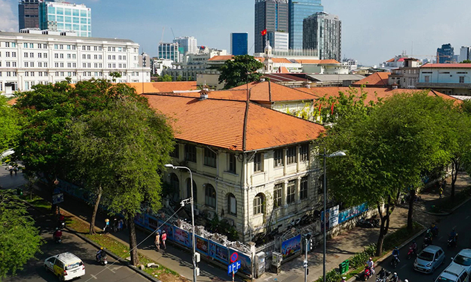 International expertise sought to preserve a Saigon historic landmark