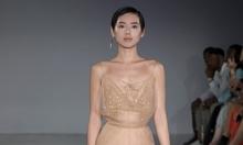 Designer Tran Hung goes translucent with London debut