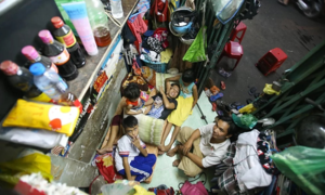 Saigon authorities admit to shortage of housing for low-income earners