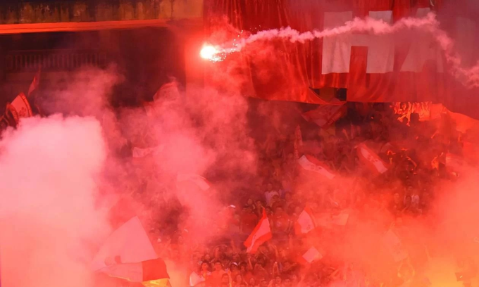 Flares can burn recent gains made by Vietnamese football