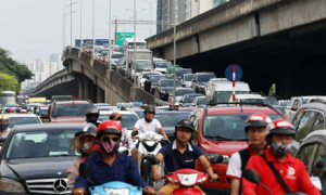 Vietnam transport sector could cut emissions by 20 pct with int'l support