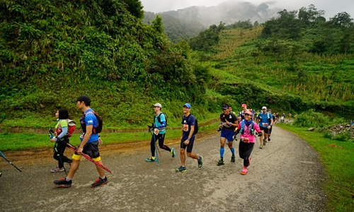 Vietnam Mountain Marathon features 4,000 athletes