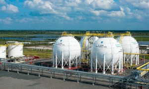 Construction of Vietnam's first LNG terminal to begin next month