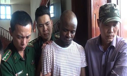 Nigerians arrested at Laos-Vietnam border trafficking drugs