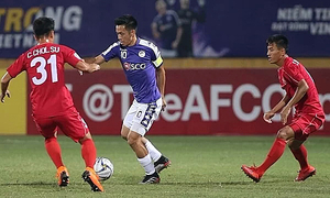 AFC Cup: Hanoi draw against 4.25 SC in interzone final first leg