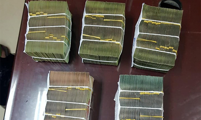 Nine arrested in $43mln Vietnamese-Cambodian gambling ring