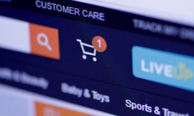 Vietnam's web-based shopping growth second highest in Southeast Asia