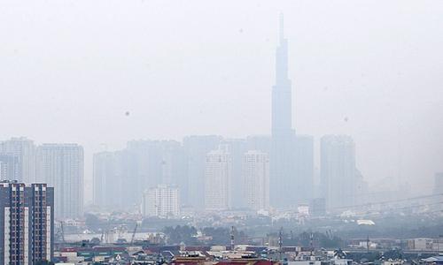 Air pollution sends more Saigonese to hospitals