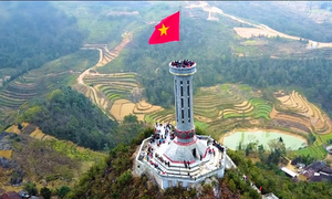 Celebrating a towering symbol of Vietnam's sovereignty