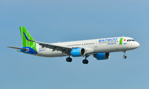 Bamboo Airways hopes to triple market share to 30 pct