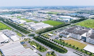 Japan's Sumitomo to expand two industrial parks in Vietnam