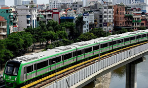 Start date for Hanoi's first metro route uncertain: Transport Ministry