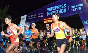 VnExpress Marathon to become an annual event in central Vietnam