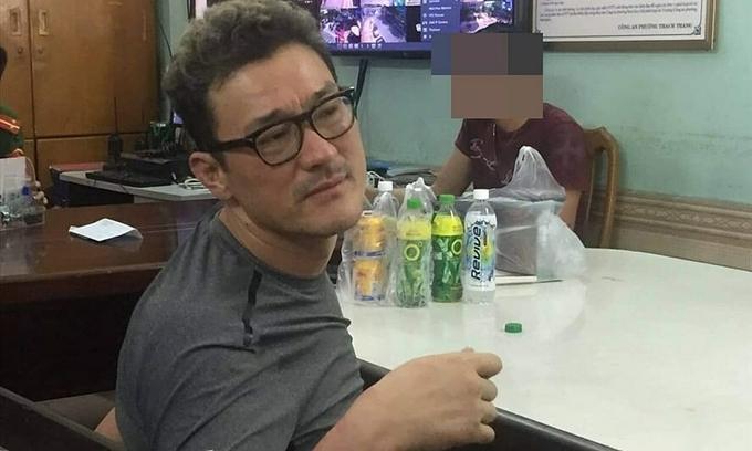 South Korean murder suspect held in Da Nang after hotel ruckus