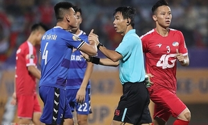 Foreign referees hired for last two V. League weeks