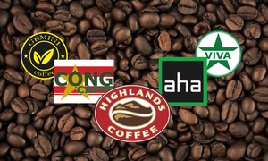 Coffee franchising costs in Vietnam
