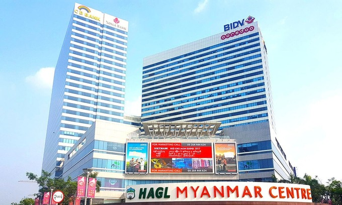 HAGL opts out of Myanmar project