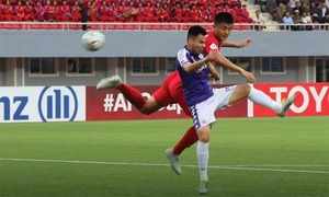 Hanoi FC end AFC Cup journey with goalless draw in second leg interzone final