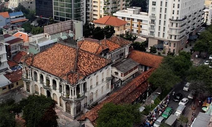 HCMC seeks to conserve pre-1975 villas