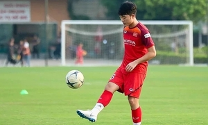 Injury rules out Vietnamese midfielder for 9 months
