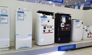 Demand for air purifiers surges