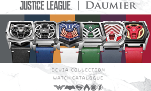 Mobile World inks exclusive deal for superhero watches